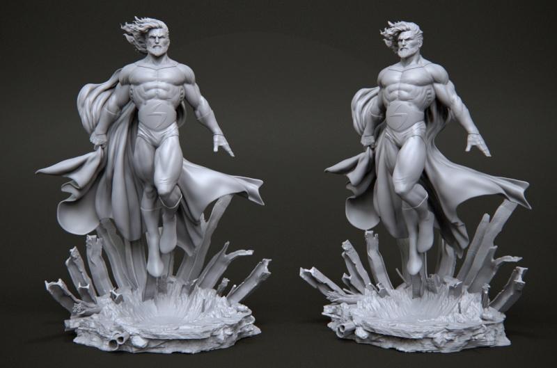 Sentry by Daniel Bel 3D print Daniel13