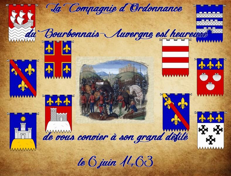 Annonces officielles du Conseil Ducal du Bourbonnais-Auvergne - Page 25 Affich12