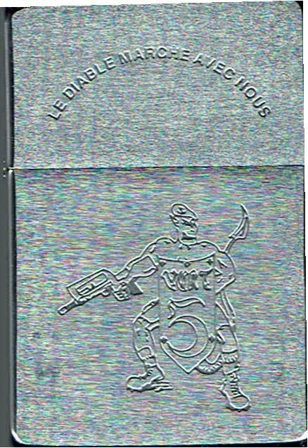 Collec du chef : TDM Légion Armée de l'Air Marine Nationale 5sec4e10