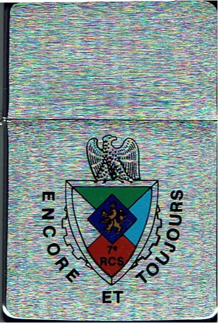 Collec du chef : Armée de Terre, écoles, OPEX - Page 2 7rcs10