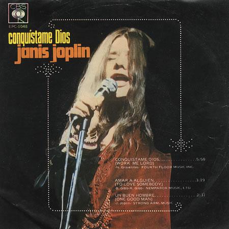Janis Joplin : I've Got Dem Ol' Kozmic Blues Again Mama (1969) 1968_o11
