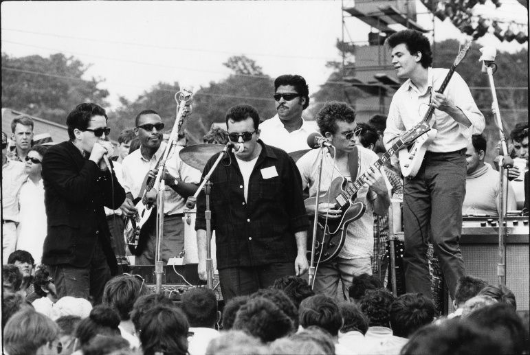 The Paul Butterfield Blues Band  : Live At Newport Festival 65' 65-06-12