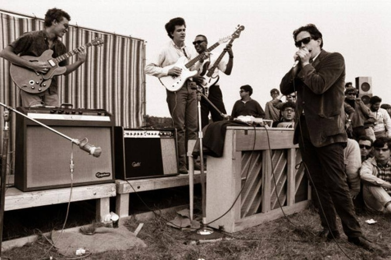 The Paul Butterfield Blues Band  : Live At Newport Festival 65' 65-06-13