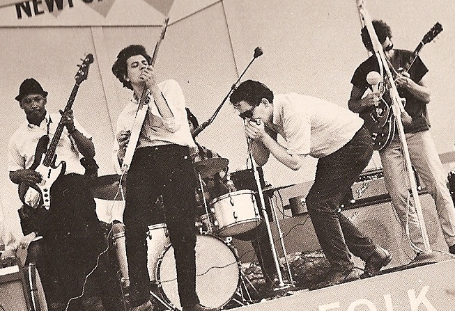 The Paul Butterfield Blues Band  : Live At Newport Festival 65' 65-06-14