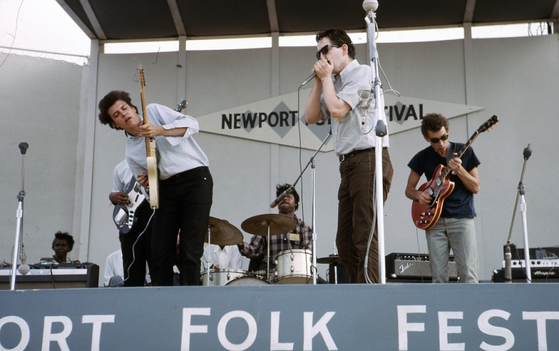 The Paul Butterfield Blues Band  : Live At Newport Festival 65' 65-06-16