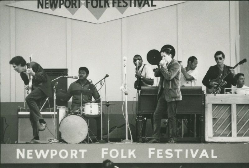 The Paul Butterfield Blues Band  : Live At Newport Festival 65' 65-06-17