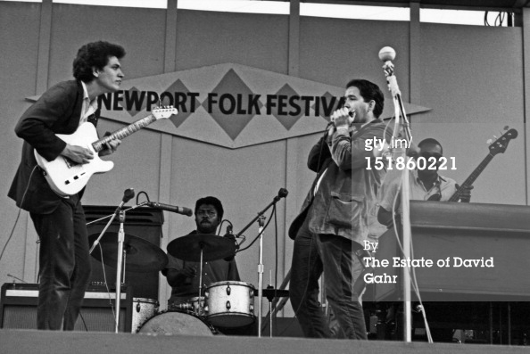 The Paul Butterfield Blues Band  : Live At Newport Festival 65' 65-06-20