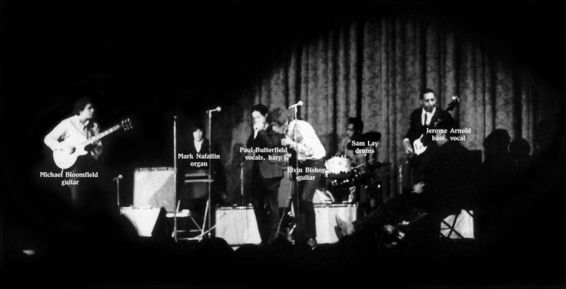Butterfield Blues Band : Live At The Unicorn Coffee House (1966) 65-11_10