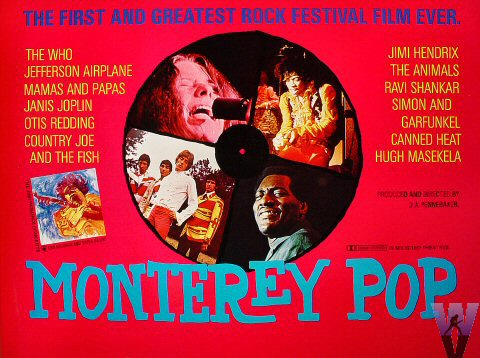 The Electric Flag : Live At The Monterey Pop Festival (1967) 67-0610