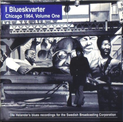 Various Artists : I Blueskvarter Vol. 1-2-3 (1999 & 2004) Cover11