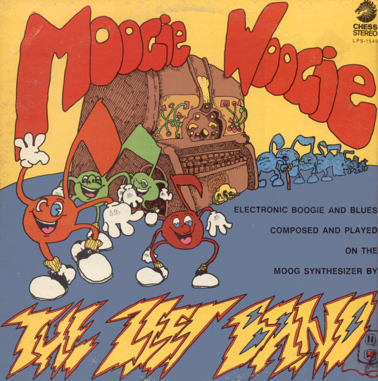 The Zeet Band - Moogie Woogie (1970) Folder10