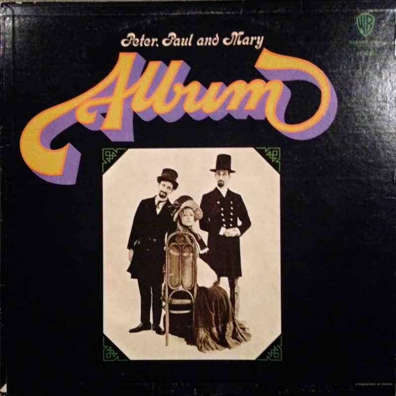 Peter Paul & Mary : Album (1966) Photo_10