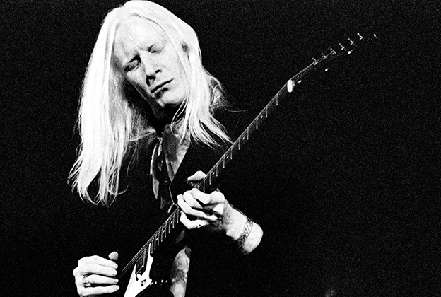 Johnny Winter Story (podcast) Winter10