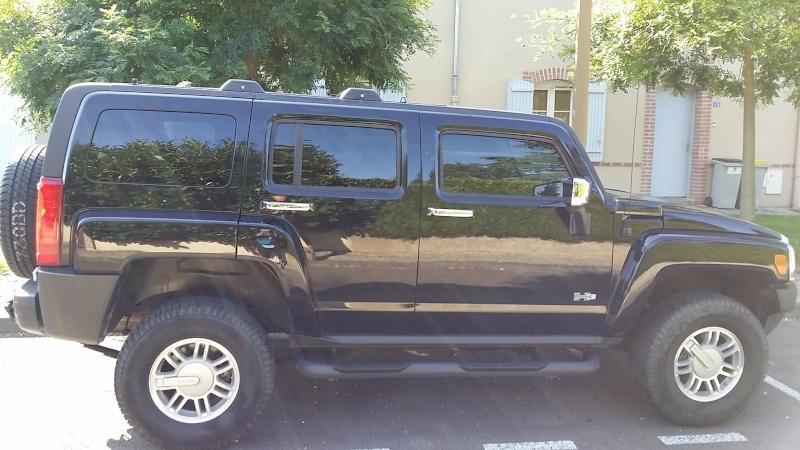 Mon Hummer H3 H310