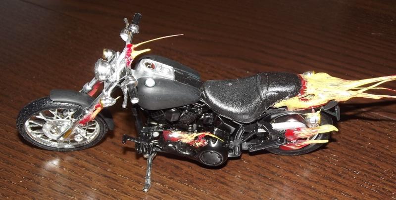 Les customs d'acid_burf : The ghost rider 1010