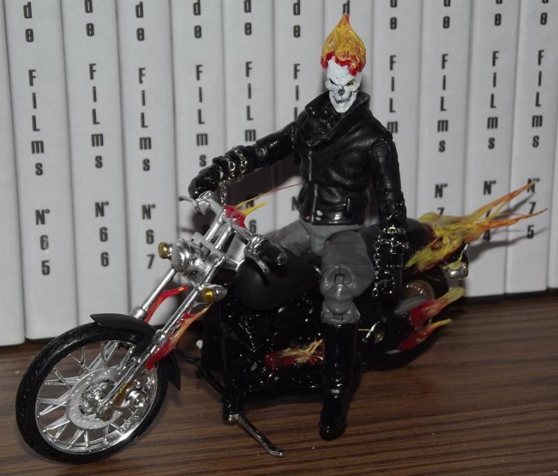 Les customs d'acid_burf : The ghost rider 110
