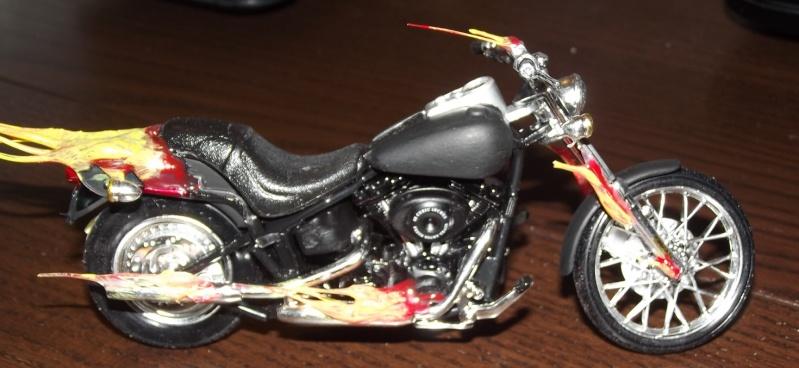 Les customs d'acid_burf : The ghost rider 1110