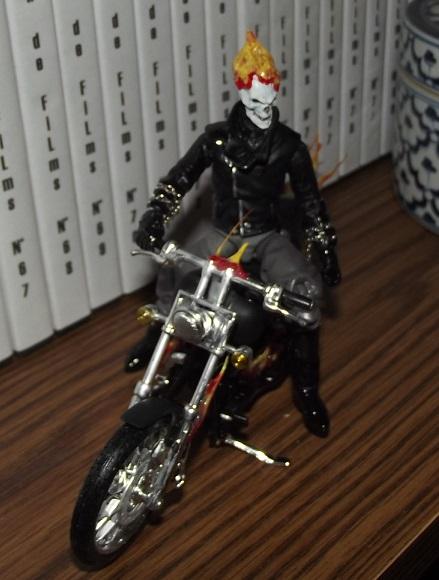 Les customs d'acid_burf : The ghost rider 410
