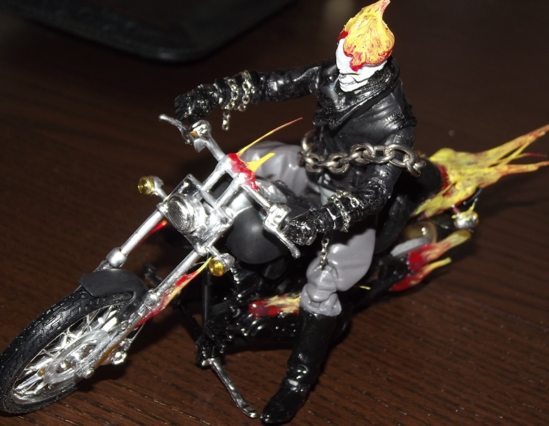 Les customs d'acid_burf : The ghost rider 910