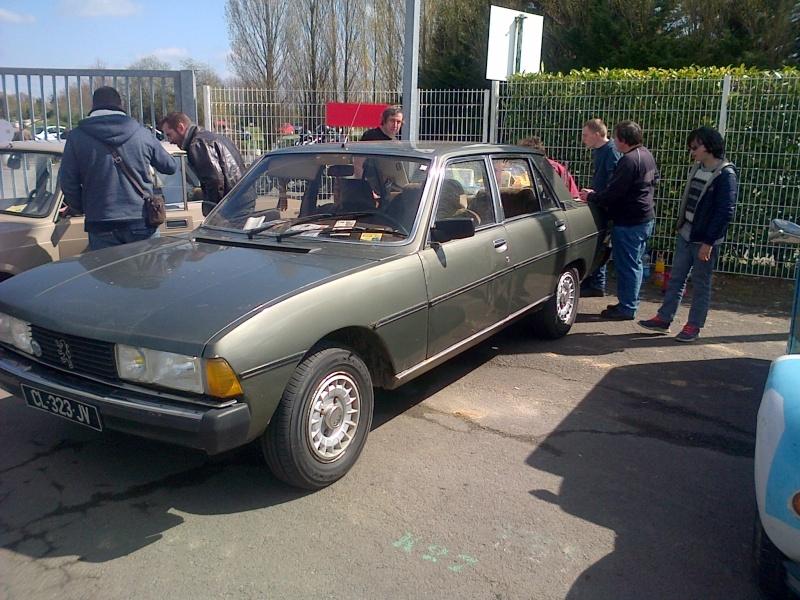 Rétro Passion Rennes - Club Engrenage. Bruz-210