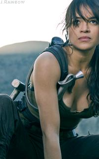 (F) Michelle Rodriguez - Lieutenant Maya Vasquez [LIBRE] Ana-ma15
