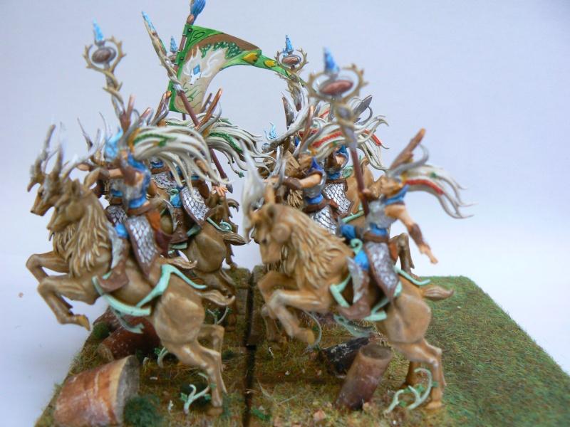 Mon Armée Elfes Sylvains Soeurs15