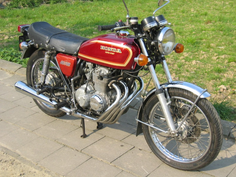 mes motos que j'ai eu et celles que j'ai encore  Cb400_10