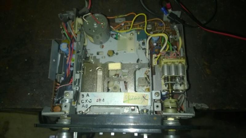 autoradio cassette pioneer Wp_20114