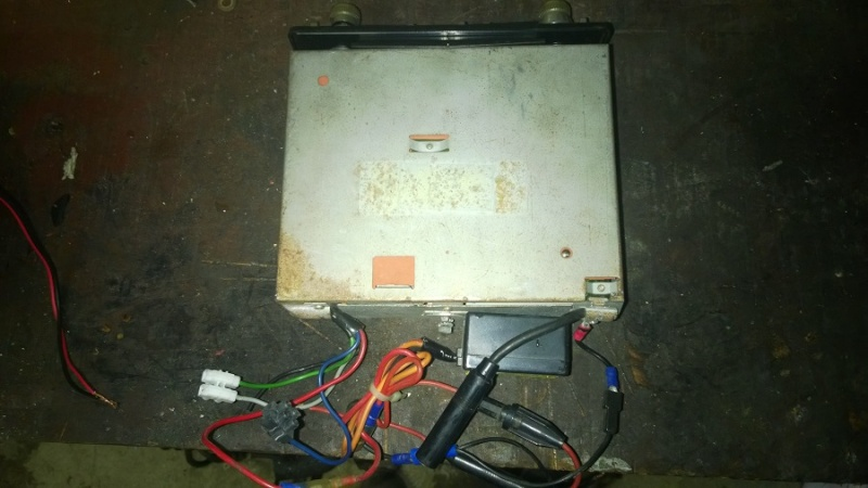 autoradio cassette pioneer Wp_20115