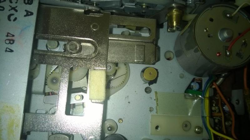autoradio cassette pioneer Wp_20116