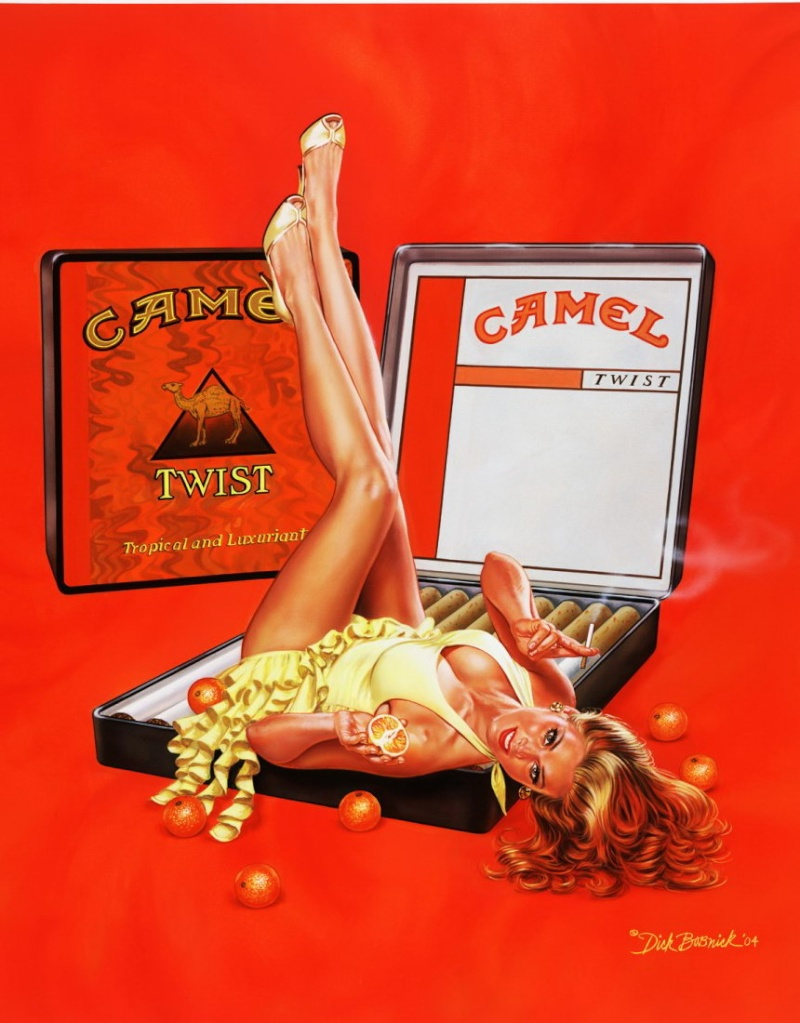 Pin-Up 50cc Camel-10