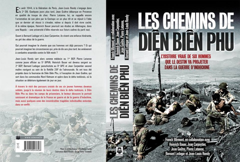 """LECTURES : """"Les chemins de Diên Biên Phu """" 21769_10"""