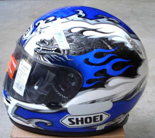 casque tracer race blu A7180310