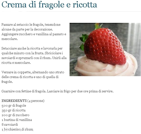 Torte e dolcetti vari - Pagina 2 Fragol10