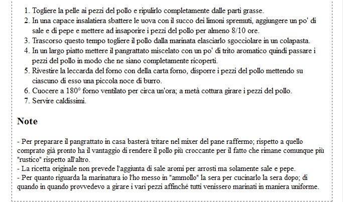 Pietanze varie - Pagina 2 Pollo210
