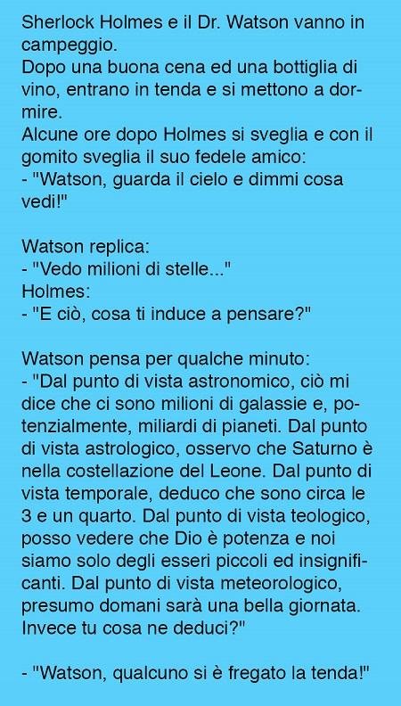 Barzellette  e battute  - Pagina 2 Watson10