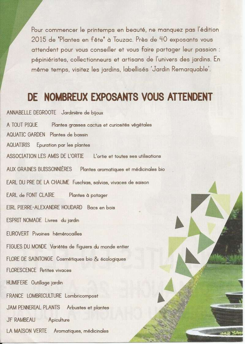 Plantes en fête à Touzac (16) Liste10