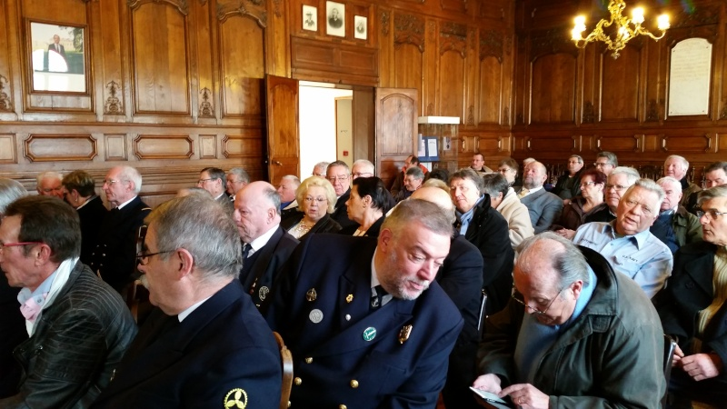 [ Associations anciens Marins ] Amicale des Pompons Rouges de Cayeux-sur-Mer 20150312