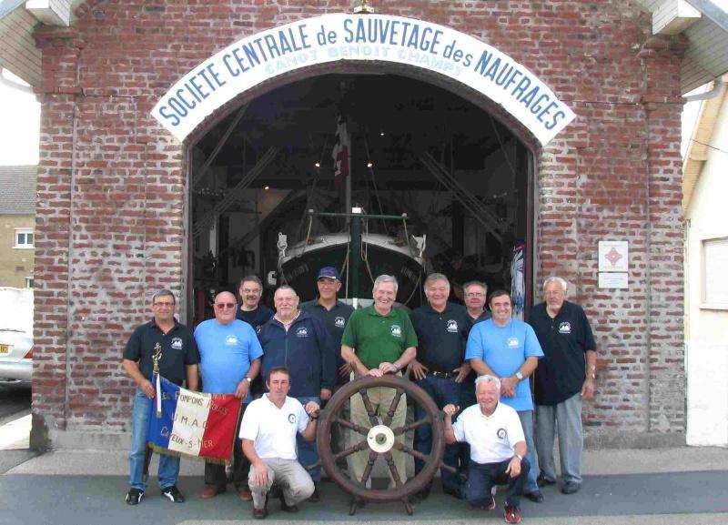 [ Associations anciens Marins ] Amicale des Pompons Rouges de Cayeux-sur-Mer - Page 2 Img_4510