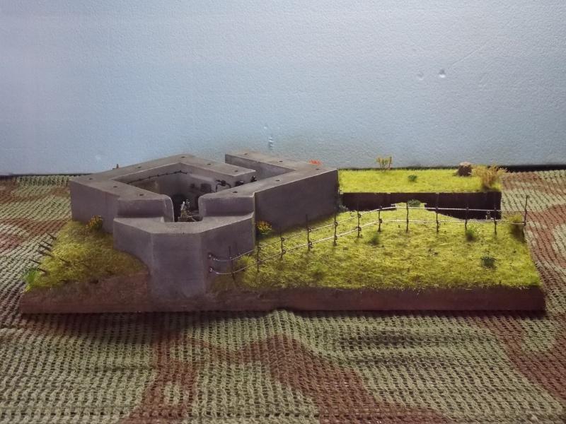 bunker - A l'ouest rien de nouveau (bunker  VERLINDEN 1/35) A_l_o113