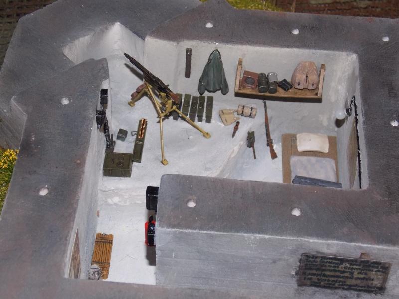 bunker - A l'ouest rien de nouveau (bunker  VERLINDEN 1/35) A_l_o119