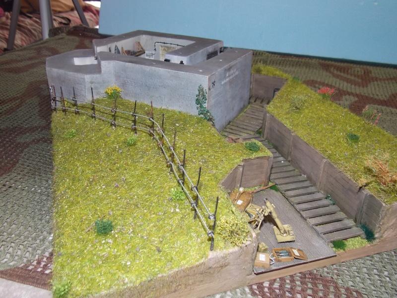 bunker - A l'ouest rien de nouveau (bunker  VERLINDEN 1/35) A_l_o121