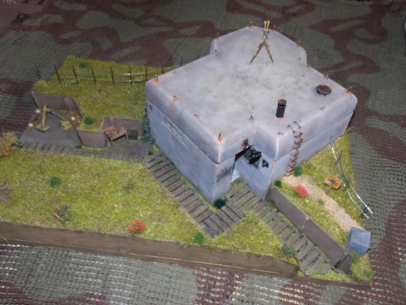 bunker - A l'ouest rien de nouveau (bunker  VERLINDEN 1/35) A_l_o122