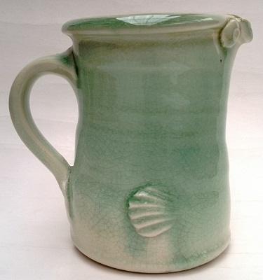 Delighted to find this jug made by Andrew van der Putten. Andrew10