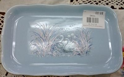 Belina pottery dish - Made in Japan Belina10