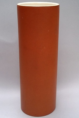 A tall Catherine Anselmi Cylinder Vase Cather11