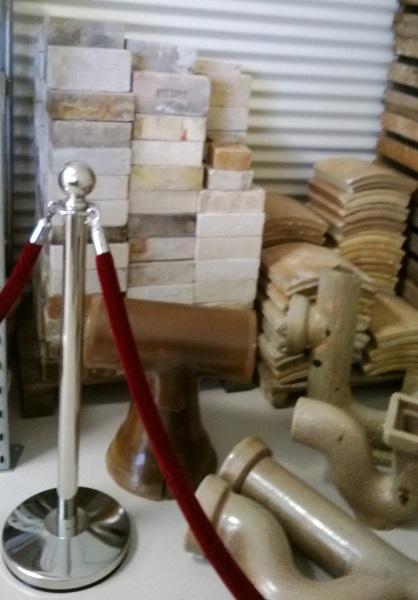Portage Ceramic Trust Museum Breaking News !!! Portag13