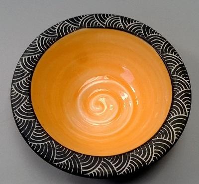 Ross Richards of Thackwood Pottery. Richar10