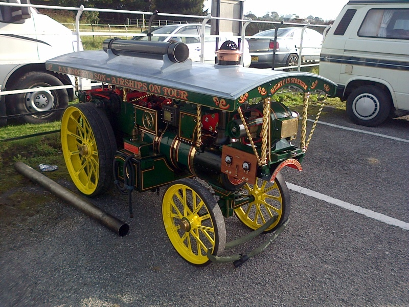"""4"""" Scale Showman's engine for sale (Now SOLD) 2013-110"""