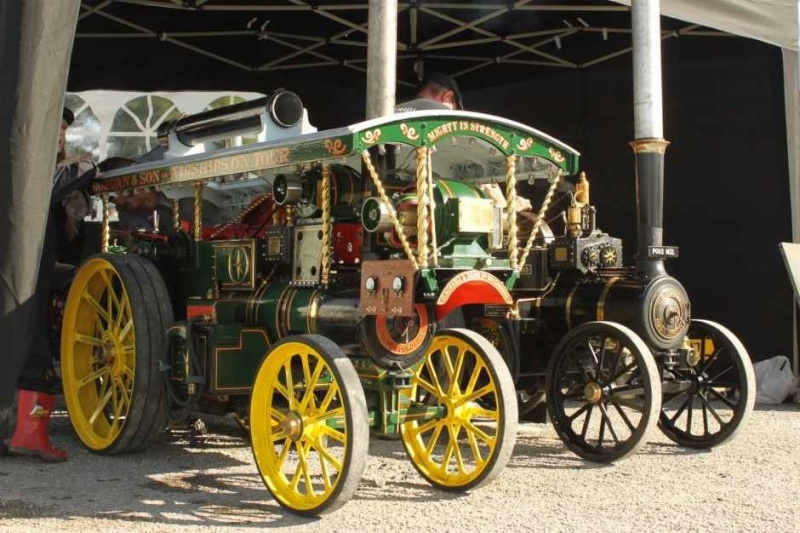 """4"""" Scale Showman's engine for sale (Now SOLD) 259_3010"""